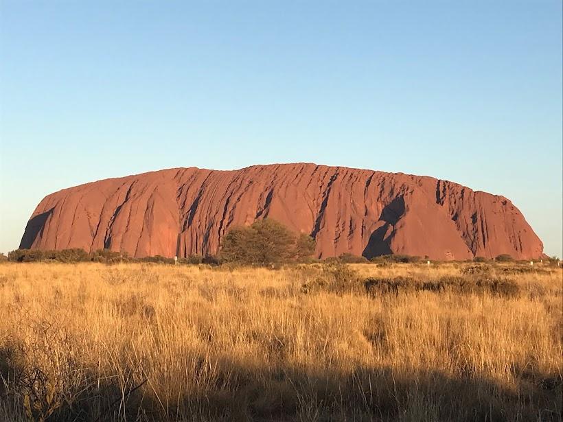 Monte Uluru
