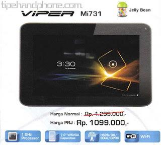 Harga Tablet S Nexian Viper Mi731 Update Terbaru 2013