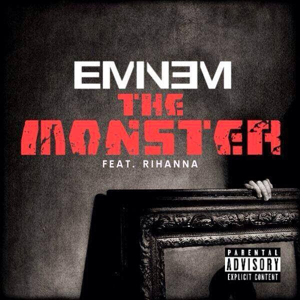 Eminem ft Rihanna - The Monster - traduzione testo video download
