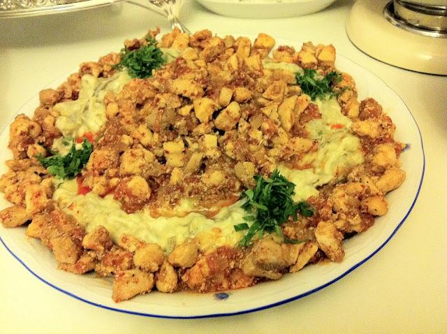 Etli yemekler /sahra