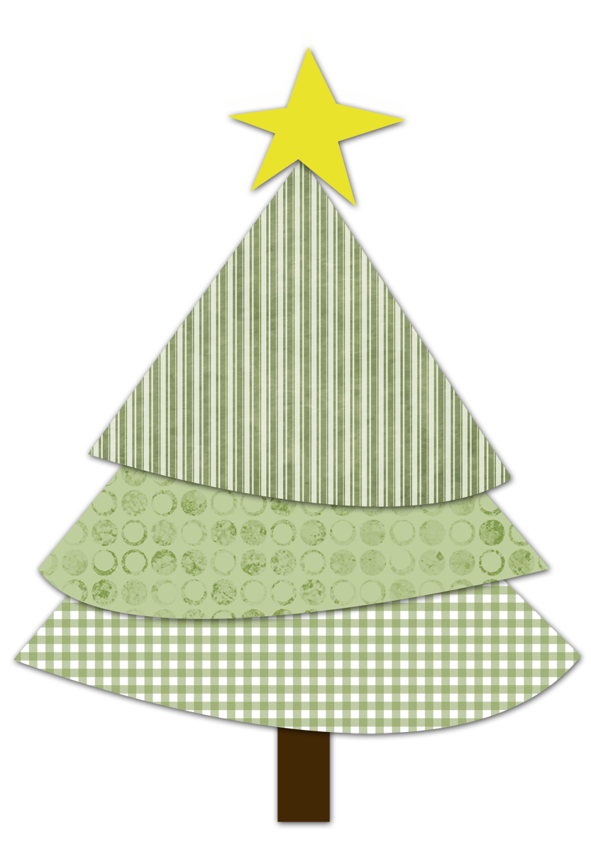 eri doodle designs and creations: Country Christmas tree ...
