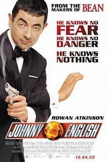 DOWNLOAD FILM HOLLYWOOD : JOHNNY ENGLISH (2003) + SUBTITLE INDONESIA