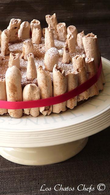 tarta bosque encantado