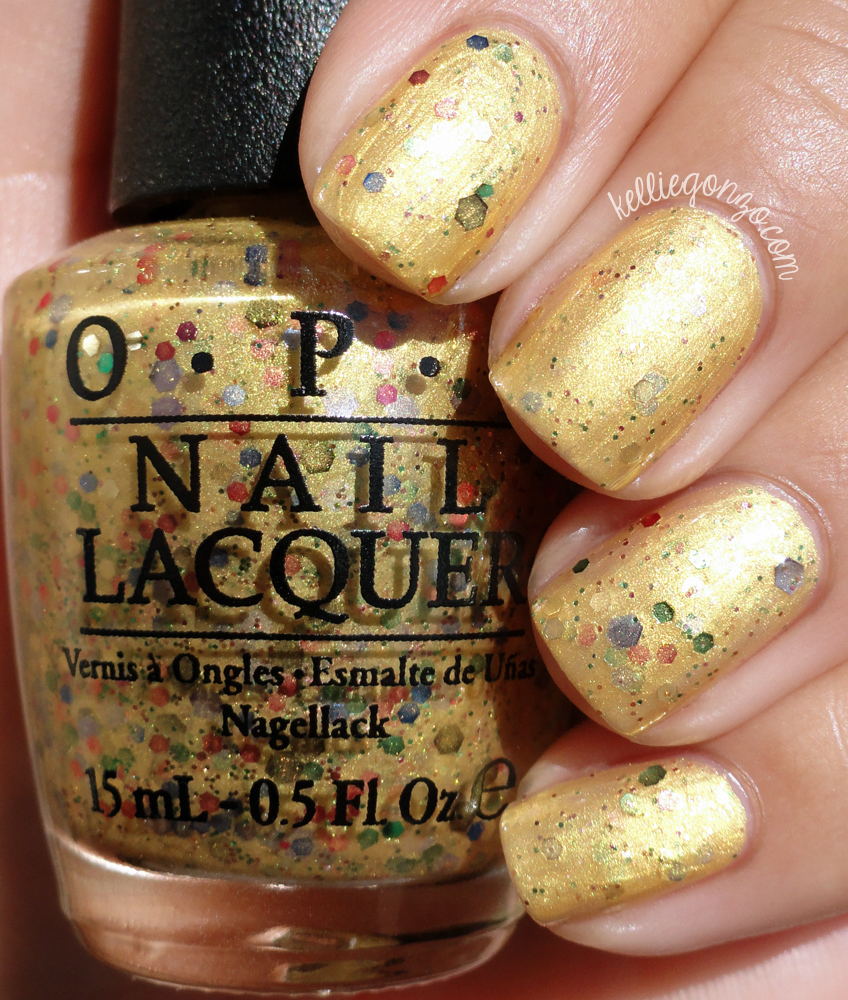 OPI Pineapples Have Peelings Too! Hawaii Collection