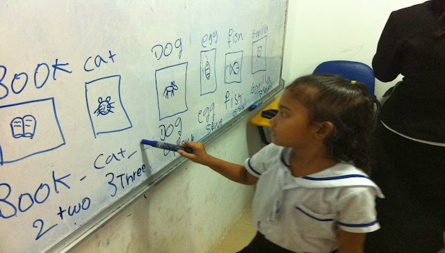 Volunteering in Cambodia