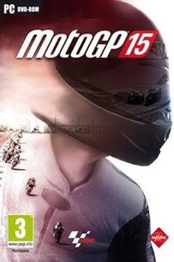 Capa MotoGP 15 Torrent 2015
