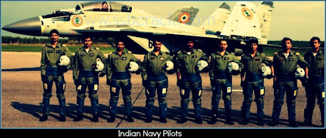 indian navy pilots