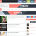 G Vusion multi purpose Blogger  template