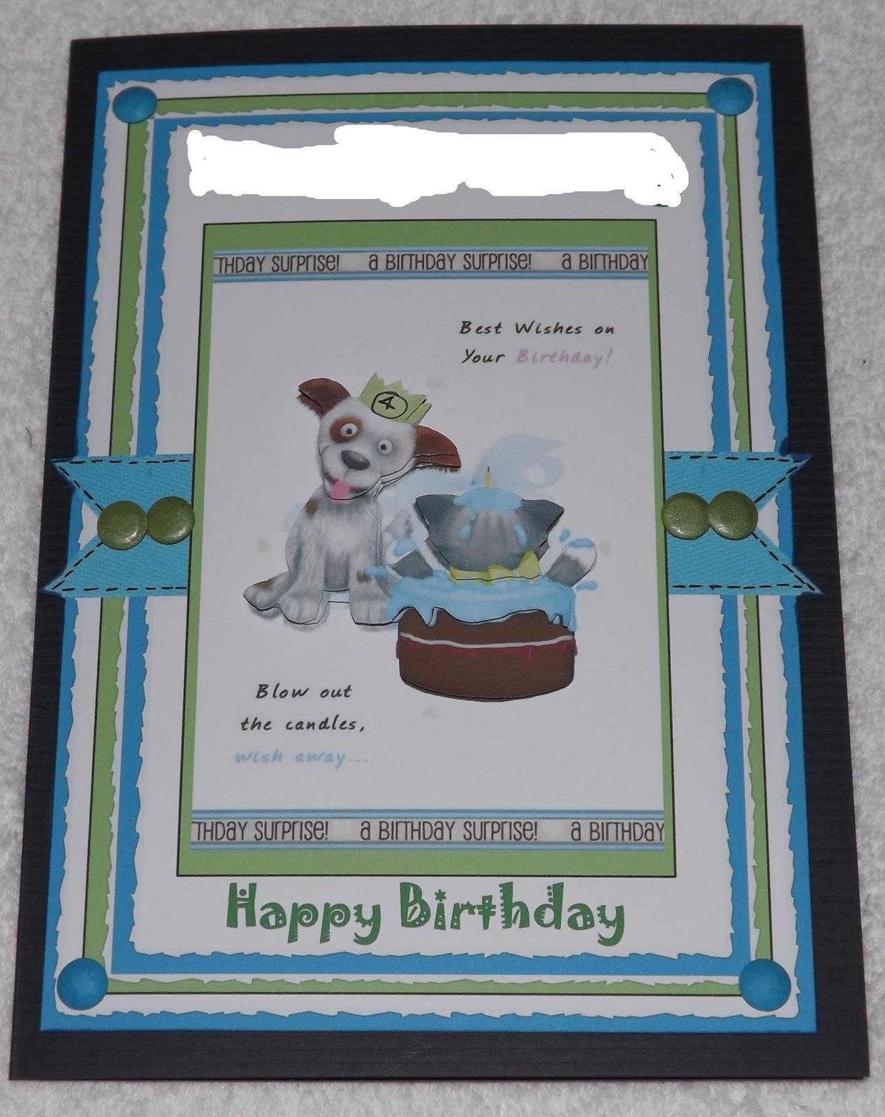 child s birthday
