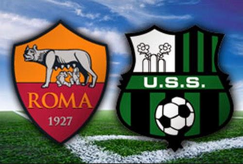 Poker Online : Prediksi Skor AS Roma vs Sassuolo 7 Desember 2014