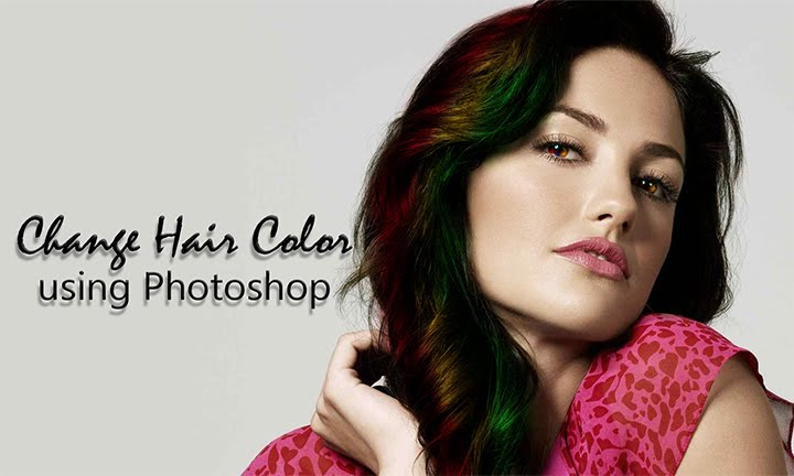 How To Change Hair Eye Color Photoshop Tutorial Apple Graphic Studio