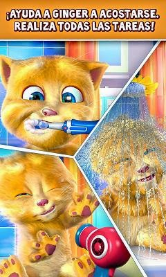 Talking Ginger APK Android Game