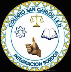 Escudo Colegio San Carlos IED