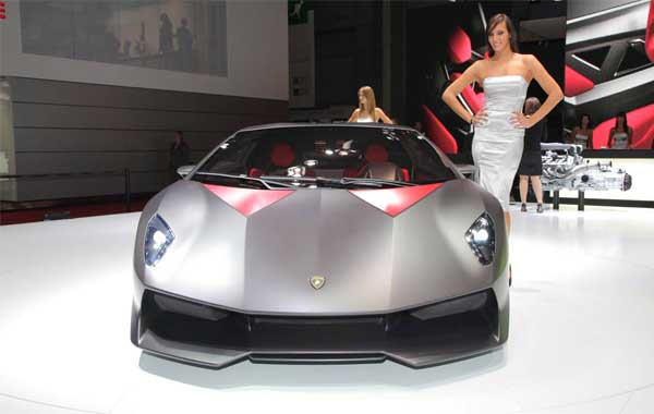 2013 Lamborghini Sesto Elemento Price Tag Is $2.2 Million