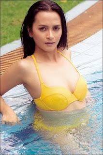 foto hot Tina Azahara