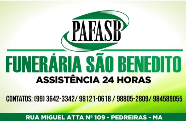 FUNERÁRIA SÃO BENEDITO