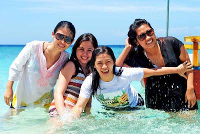 Moalboal Beach Summer Getaway