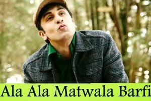 Ala Ala Matwala Barfi