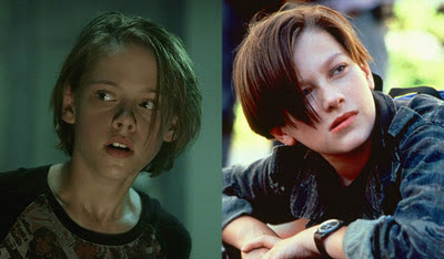Kristen Stewart looked like Edward Furlong back in the day