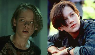 Kristen Stewart looked like Edward Furlong back in the day