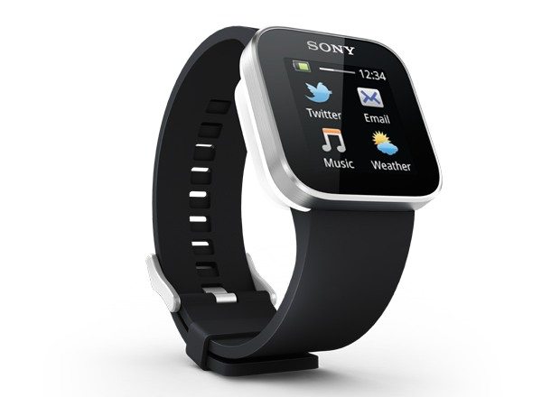 Sony SmartWatch - Jam Tangan Android