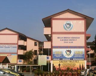 Pengetua SMK Alam Megah Pergi Balik China, India... dan Indonesia