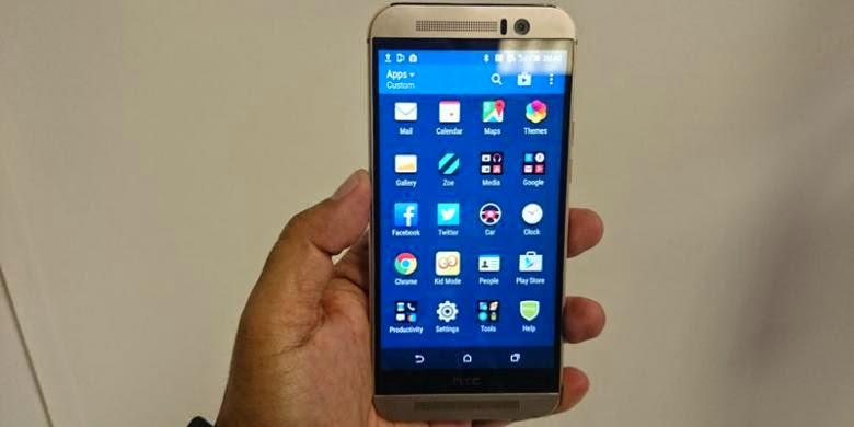 Berapa Harga HTC One M9?