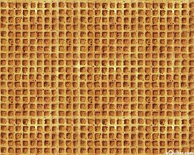 Selvage Blog Waffle Fabric
