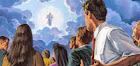 VISUAIS A SEGUNDA VINDA DE JESUS.