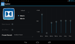 Tablet Android Murah dengan Dobly Stereo