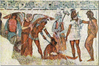 8 Ancient Cultures That Practiced Ritual Human Sacrifice Ancient History Features Our Articles Random History