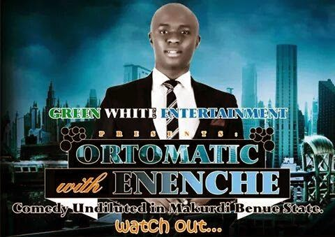 ORTOMatic Comedy Extravaganza with Enenche Comedian