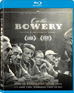 "Blu-ray Review | ""On the Bowery"""