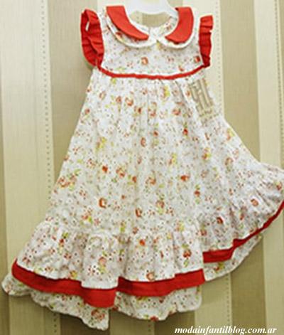 hui hui moda en vestidos para niñas 2014