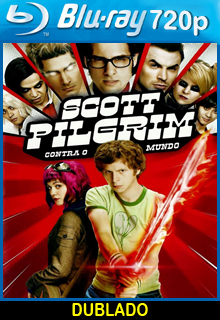 Assistir Scott Pilgrim – Contra o Mundo Dublado Online