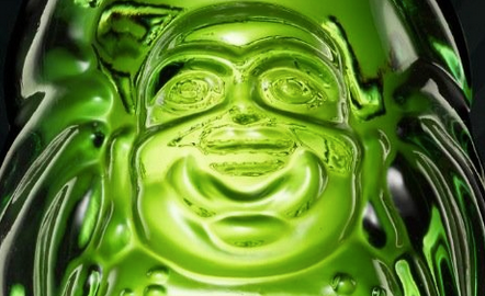 Jeff Schroeder Lucky Buddha Beer Commercial