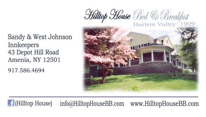 Hilltop House Bed and Breakfast