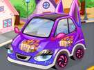 Araba Süsleme Oyunu