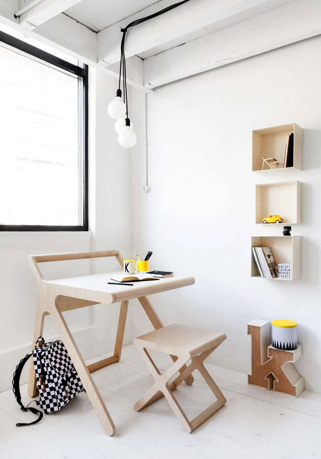 o ne of my favourite finds last week was the beautiful k desk for kids designed by agata arek seredyn for rafa kids this functional and playful desk - Scan Design Desk