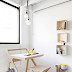 | Clean and clever desk design for kids