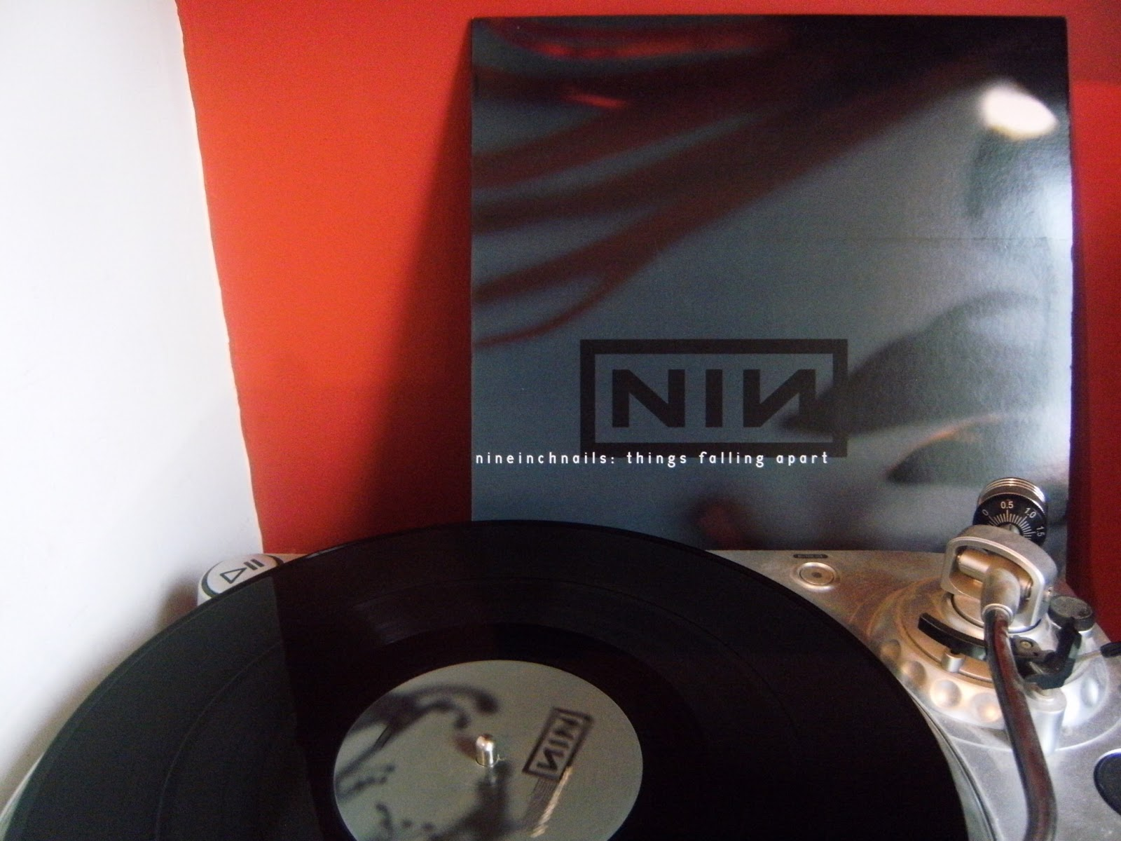 These LPs: Nine Inch Nails - Things Falling Apart
