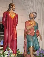 le renoncement de saint Pierre