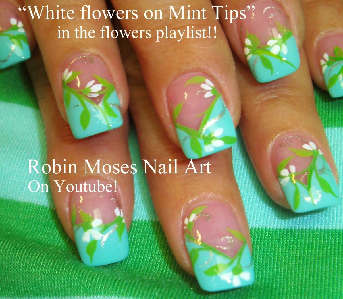Robin Moses Nail Art February 2015: Robin Moses Nail Art: #mintmani And Announcement Of Brush