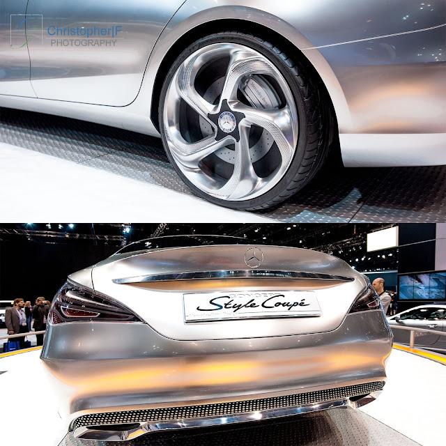 Mercedes Benz Style Concept