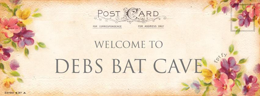 Debs Bat Cave