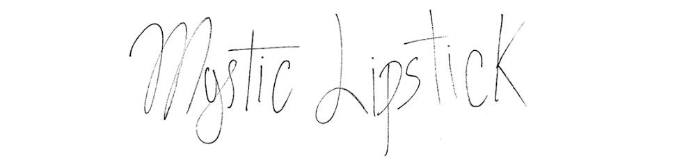 Mystic lipstick
