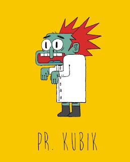 professeur kubrick © Septembre 2015