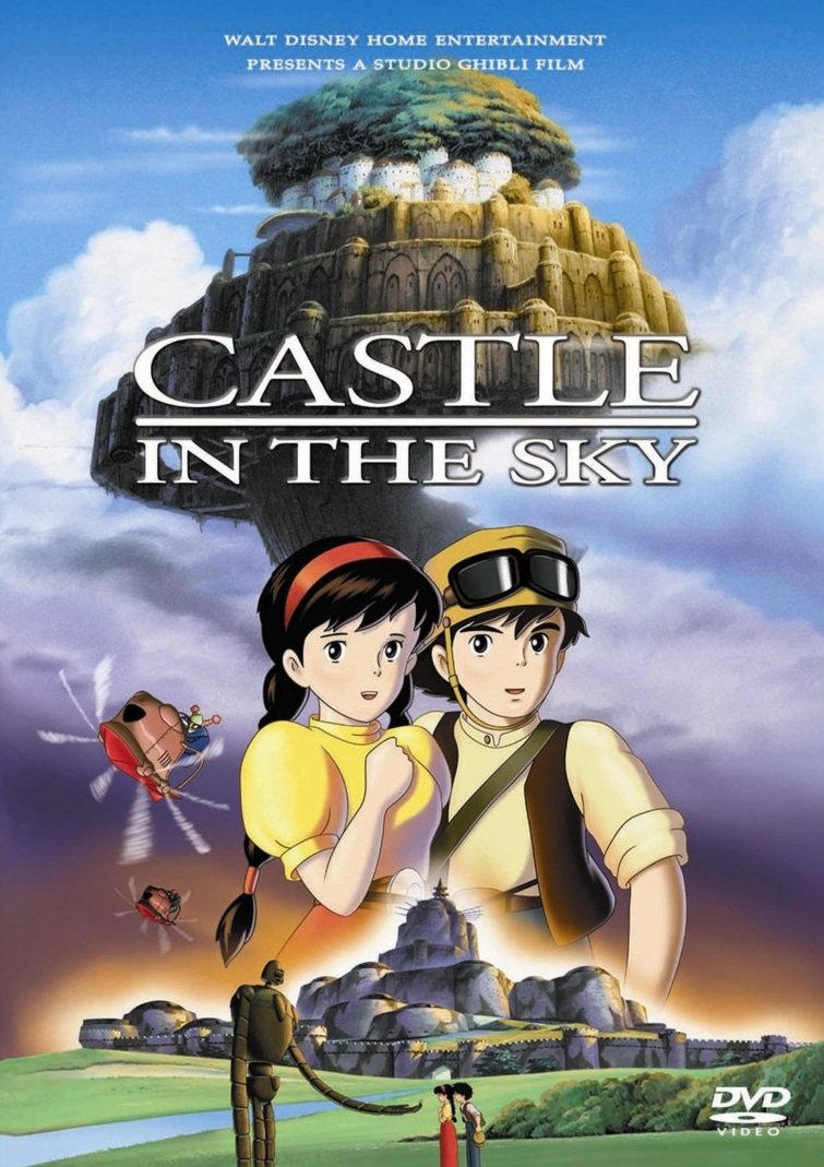 Studio Ghibli's first film Castle in the Sky is like no ...