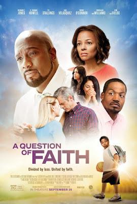 A Question Of Faith 2017 DVD R1 NTSC Latino