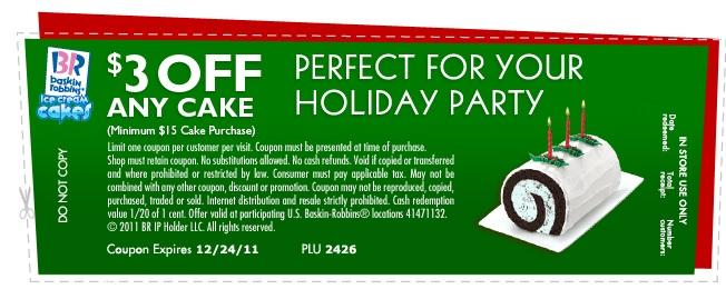 baskin robbins printable coupons 2013 baskin robbins coupons 1 $ 5 off ...